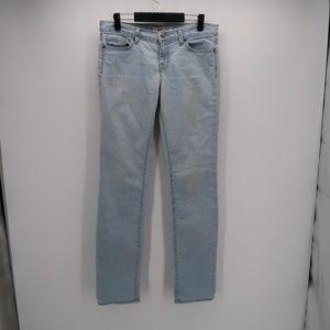 J Brand Flat Front Pocket Slim Skinny Pants Jeans